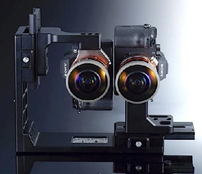 Entaniya Rig 3D Stereo 180 VR